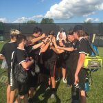 Boys Tennis Opens Season with a Victory over Adrian