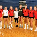 Varsity Volleyball Finishes 2nd to Open Season