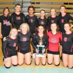 Freshman Volleyball Finishes 2nd at Skyline Invite