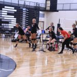 JV Volleyball Advances to the Semis at Dansville Invite