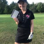 Girls Golf Finishes 5th at I-8 Jamboree led by Clingerman