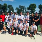 Boys Tennis Finishes 2nd at Coldwater Quad