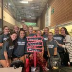 JV Volleyball Strong at Williamston