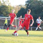 Varsity Boys Soccer vs Coldwater