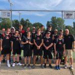 Boys Tennis Defeats Pennfield