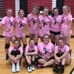 8th A Volleyball Sweeps Coldwater