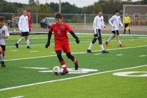 Varsity Soccer vs Jonesville