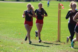 Cross Country at Chris Jenson