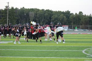 Varsity Football vs Lumen Christi