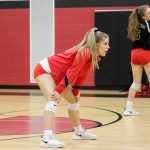 Varsity Volleyball vs Michigan Center