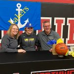 Jozie Bontrager Signs with Lake Superior St