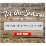 The Mountie Spirit Store is Now Open