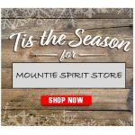 The Mountie Spirit Store is Now Open