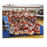 MS Competitive Cheer – Leslie Invitational Champions