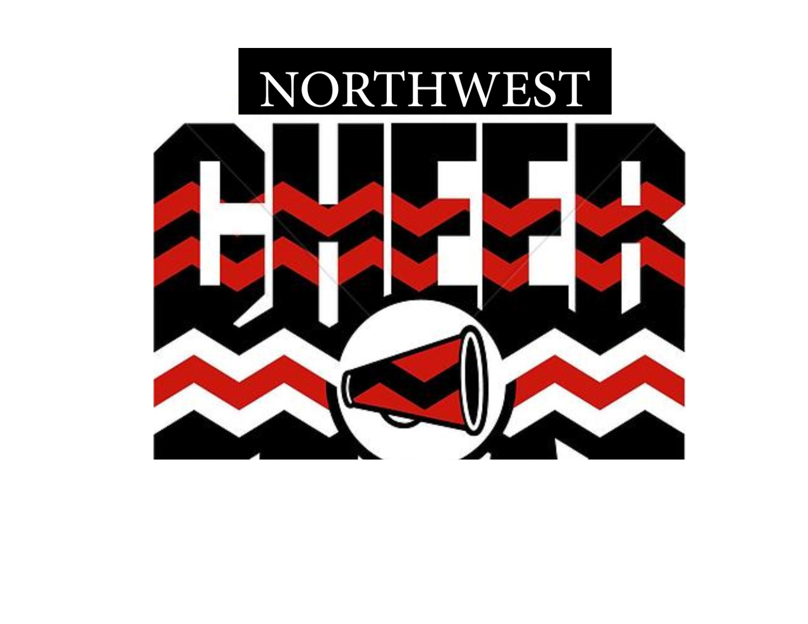 Middle School Cheer Results from Lumen Christi