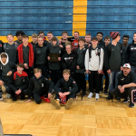 Wrestlers 2nd at Grand Haven Invite!