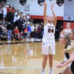 Varsity Girls Basketball Defeats Coldwater in League Play