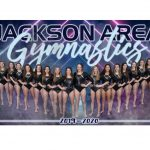 GOOD LUCK…. JACKSON AREA GYMNASTS at REGIONALS