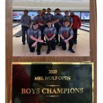 Boys' Bowling – Mel Wolf Invitational – CHAMPIONS
