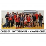 MS Wrestlers – Chelsea Invitational CHAMPIONS!