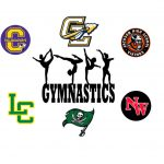 CONGRATS…. Jackson Area Gymnasts Finish Season Undefeated & Grab Conference Title for Back-2-Back Seasons
