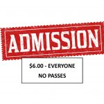 REMINDER – Wrestling Team Districts – Admission $6.00 Everyone – No Passes