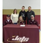 CONGRATS…. Kaylee Hall Commits to Jackson College