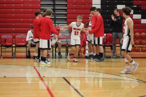 9th & JV Boys Basketball