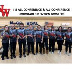 NW Boys'/Girls' Bowling Finish with 9 All-Conference Bowlers