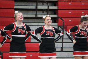 Competitive Cheer @ I-8 Finals
