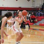 Varsity Girls Basketball vs Lumen Christi