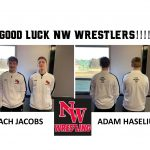 GOOD LUCK NW WRESTLERS – GO MOUNTIES!
