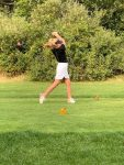 Girls Golf Competes at I-8 Jamboree at Binder Park