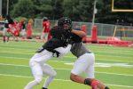 Varsity Football Practice 9/10