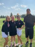 Girls Golf Competes at I-8 Finals!
