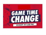 Varsity Boys' Soccer vs. Waverly – GAME TIME CHANGE