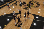 Freshman Volleyball Competes at Dansville Quad