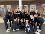 Varsity Volleyball Competes in I-8/Wolverine Showcase