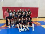 Varsity Volleyball Wins Districts!