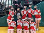 MS Cheer Concludes Their Season