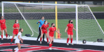 Varsity Girls Soccer Defeats Coldwater