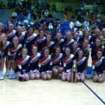 Knight Cheerleaders Take Home 1st Place at Rivertown