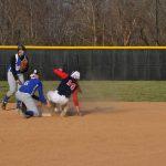 South Dearborn Softball Varsity falls to Batesville High School 1-2