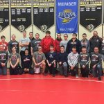 South Dearborn High School Coed Varsity Wrestling finishes 1st place