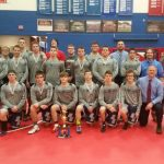 Knights finish 2nd place