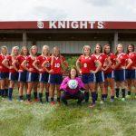 South Dearborn High School Girls Junior Varsity Soccer falls to East Central High School 5-0