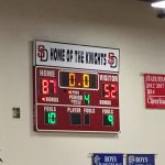 Knights BBB Varsity roll past Jac Cen Del to improve to 2-1