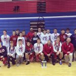 Knights Wrestling earns Runner-Up at Conner Invitational on Saturday!