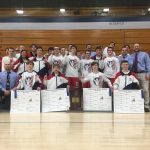 SOUTH DEARBORN KNIGHTS WRESTLING TAKES THE 2018 SECTIONAL TITLE!