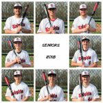 SD Varsity Baseball Honors Seniors